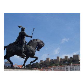 Lissabon 1 postkarte