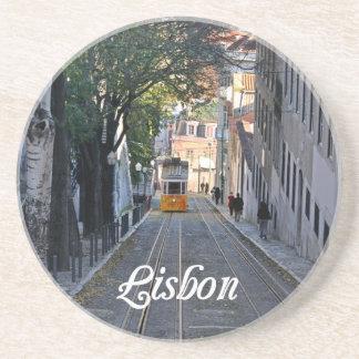 Lissabon Getränkeuntersetzer