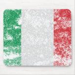 L'Italie - Mousepad affligé Tapis De Souris