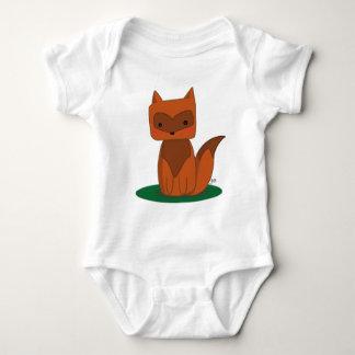 Little Foxy Baby Strampler
