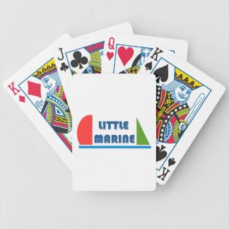 little mariniert bicycle spielkarten