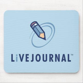 LiveJournal Logo-Vertikale Mousepads