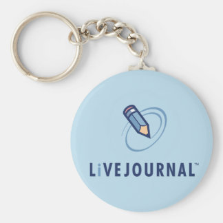 LiveJournal Logo-Vertikale Schlüsselanhänger