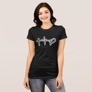 Liveleben-Liebe-Höhepunkt-Shirt T-Shirt