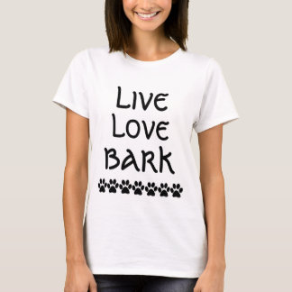 LIVELiebe-BARKE T-Shirt
