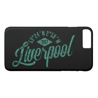 Liverpool koordiniert Telefon-Abdeckung iPhone 8 Plus/7 Plus Hülle