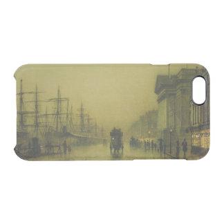 Liverpool koppelt Zollamt und Salthouse Docks an, Durchsichtige iPhone 6/6S Hülle