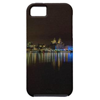Liverpool-Ufergegend iPhone 5 Etuis