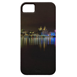 Liverpool-Ufergegend iPhone 5 Hüllen