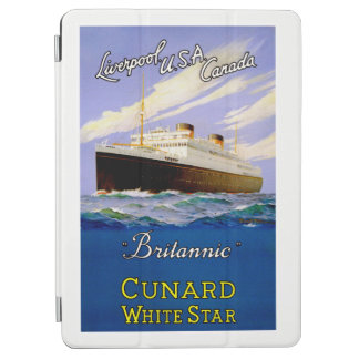 Liverpool, USA und Kanada ~ durch Britannic iPad Air Cover