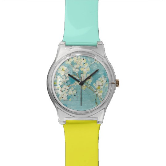 LiveTürkis Armbanduhr