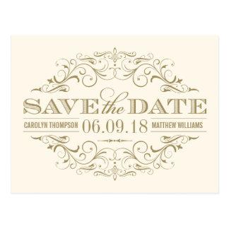 L'ivoire et l'or sauve le remous de la date | et s cartes postales