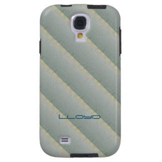 Lloyd fertigte Samsung-Galaxie-Kasten besonders an Galaxy S4 Hülle