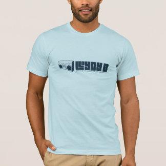 Lloydy B (JUNGE) - Blau T-Shirt