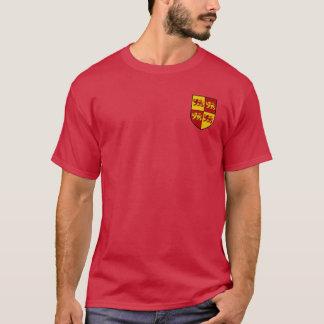 Llywelyn das große Wappen Shirt