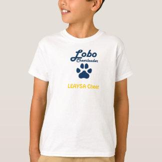 Lobo-Cheerleader T-Shirt