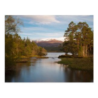 Loch Morlich Postkarte