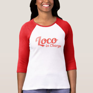 Loco in Chargo Dame Boss T-Shirt