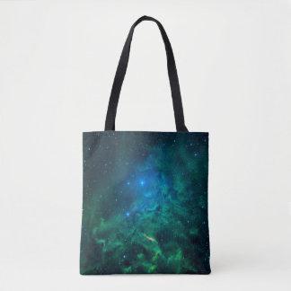Lodernder Stern-Nebelfleck Tasche