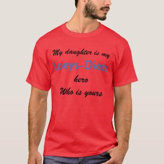 Loeys-Dietz Tochter-Shirt T-Shirt