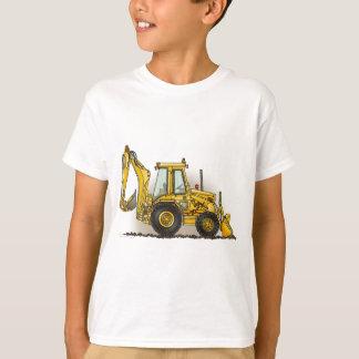 Löffelbagger-Baggerbau scherzt T - Shirt