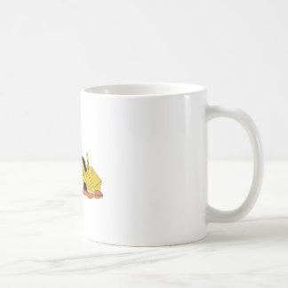 Löffelbagger-Lader Kaffeetasse