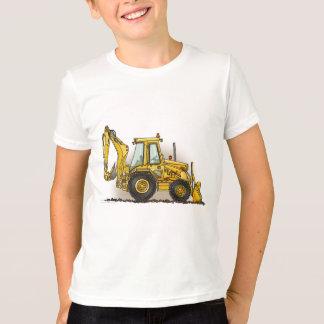 Löffelbagger scherzt T - Shirt