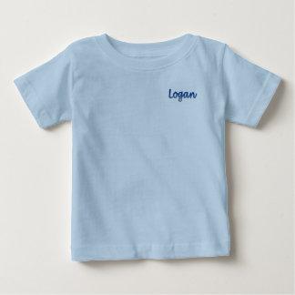 Logan-Baby-Geldstrafe-Jersey-T - Shirt