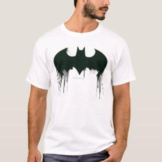Logo Batman-Symbol-| Spraypaint T-Shirt