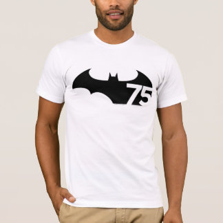 Logo de Batman 75 T-shirt