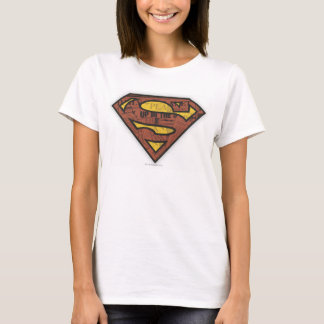 Logo de journal du S-Bouclier | de Superman T-shirt