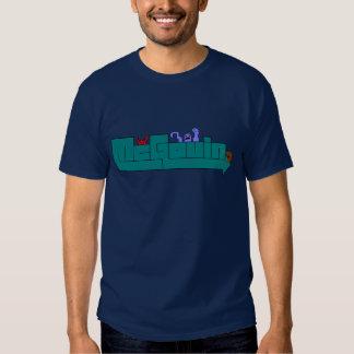 Logo de monstres t shirts