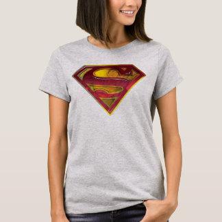 Logo de réflexion du S-Bouclier | de Superman T-shirt