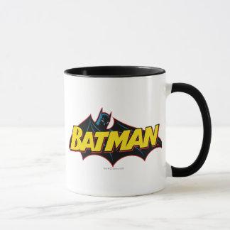 Logo de vieille école de Batman |