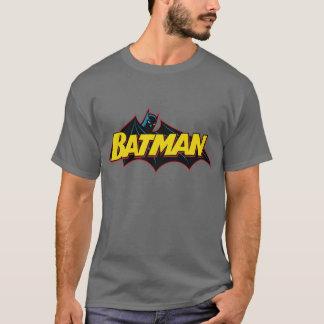 Logo de vieille école de Batman | T-shirt