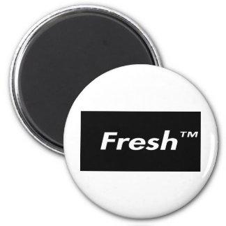 Logo frais de boîte magnet rond 8 cm
