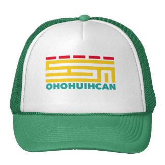 Logo Hat Green Kultkappe