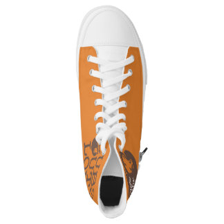 Logo-hohe Spitzen Spalte V3 Hoch-geschnittene Sneaker