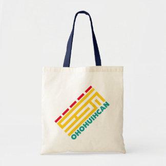 Logo OHOHUIHCAN ToteBag Budget Stoffbeutel