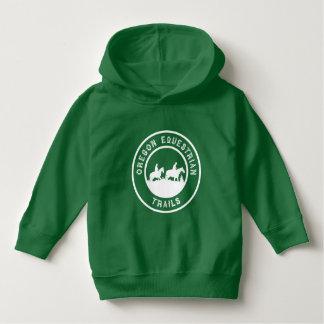 Logo-Sweatshirt für Kleinkinder Hoodie