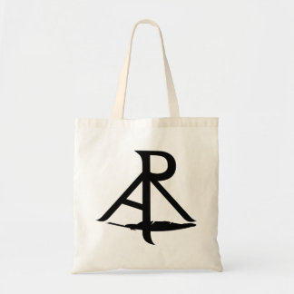 Logo-Taschentasche der Rhetorik schiefwinklige Tragetasche