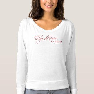Logo'd Komfort-T-Stück T-shirt