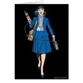 Lois Weg mit Mikrofon Karte