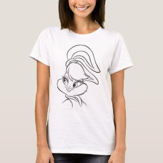 Lola Häschen ausdrucksvoll T-Shirt