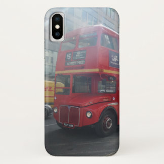London-Bus-Apple iPhone X, kaum dort PhoneCase iPhone X Hülle