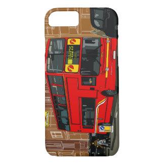 London-Bus iPhone 7, kaum dort iPhone 8/7 Hülle
