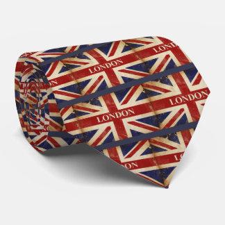 London - Gewerkschafts-Jack - i-Liebe London Krawatte