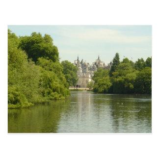London: Horseguard-Whitehall Postkarte