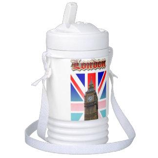 London Igloo Getränke Kühlhalter