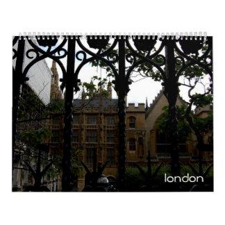 London-Kalender Kalender
